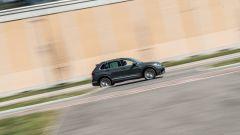Al volante della Volkswagen Tiguan 1.5 TSI R-Line