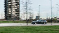 Al volante della Volvo V60 T8 Twin Engine AWD Geartronic