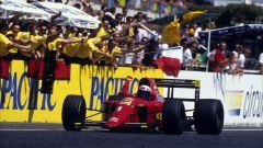 Alain Prost vince il GP di Francia 1990
