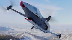 Alauda Aeronautics Airspeeder Mk3: in volo