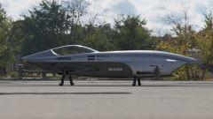 Alauda Aeronautics Airspeeder: un'auto volante da corsa da 429 CV