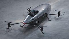 Alauda Aeronautics Airspeeder Mk3: posteriore