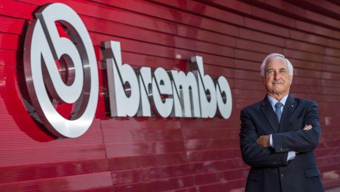 Alberto Bombassei, presidente di Brembo