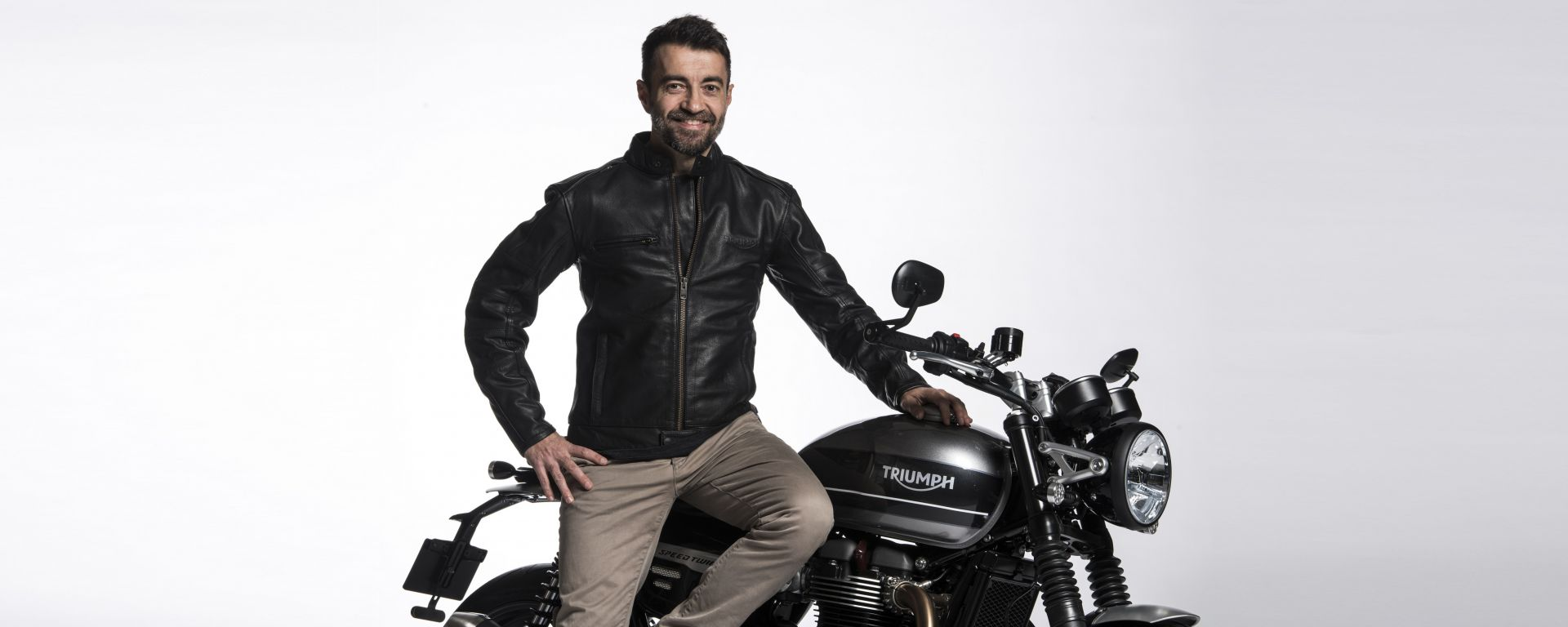 Alberto Marazzini, nuovo Marketing e PR Manager di Triumph Italia