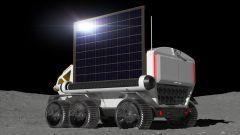 Alcune features del rover Toyota Lunar Cruiser