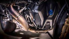 Alcuni accessori Option 719 per la BMW R 1250 GS