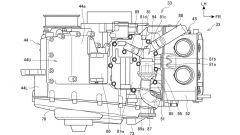 Alcuni dettagli dei brevetti relativi al nuovo motore bicilindrico Honda da 850 cc