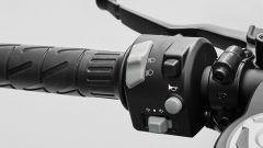 Alcuni dettagli della CFMoto 300 SR