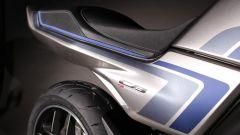 Alcuni dettagli della Honda CB-F Concept