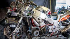 Alcuni dettagli della Suzuki Hayabusa Turbo da record di velocità