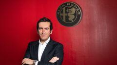Alejandro Mesonero-Romanos nuovo Head of Alfa Romeo Design