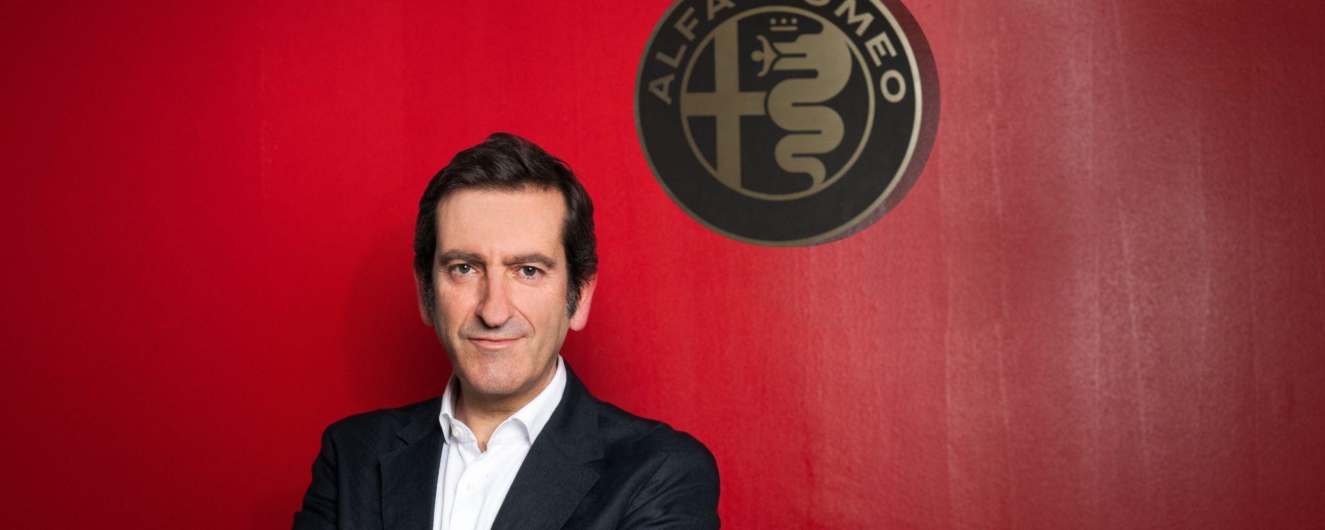 Alejandro Mesonero-Romanos, nuovo Head of Alfa Romeo Design