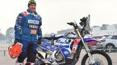 Alessandro Botturi e la Yamaha WR450 F alla conquista dell'Africa