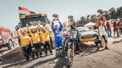 Alessandro Botturi (Yamaha) alla Africa Eco Race