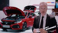 Honda Civic 2017: come è cambiata la decima generazione  - Immagine: 1
