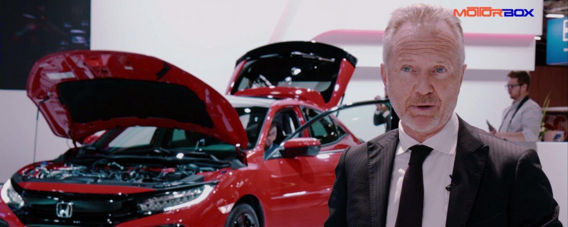 Alessandro Skerl, Direttore Generale Honda Motor Europe Italia Divisione Auto