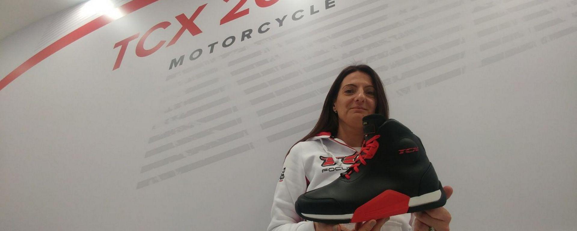 Alessia Capodicasa, Responsabile Marketing e PR Tcx