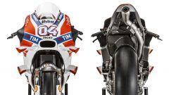Alette aerodinamiche Ducati Moto GP Desmosedici 2016