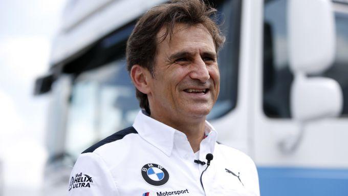 Alex Zanardi: con BMW e la campagna #InsiemePerRipartire