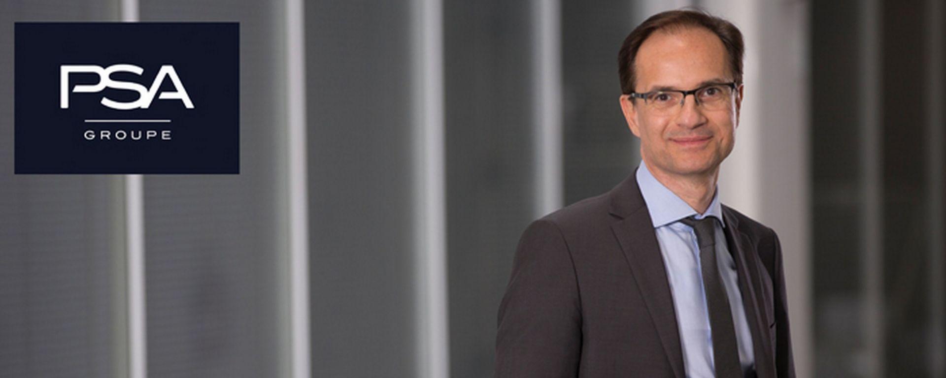 Alexandre Guignard, Direttore della Business Unit dedicata ai veicoli elettrici