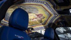 Alfa Giulia Grand Tour: dettaglio dell'Imperiale