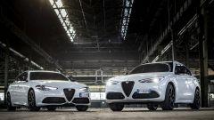 """Nuove Alfa Romeo Giulia e Stelvio Veloce Ti, le """"quasi Quadrifoglio"""" - Immagine: 1"""