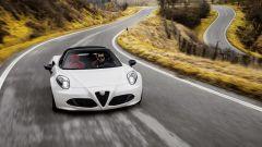 Alfa Romeo 4C Spider - Immagine: 4