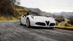 Alfa Romeo 4C Spider - Immagine: 12