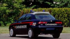 Alfa Romeo 156 - Immagine: 13