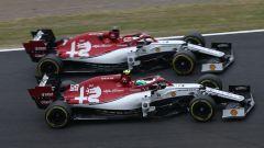 Alfa Romeo 2019, Kimi Raikkonen vs Antonio Giovinazzi