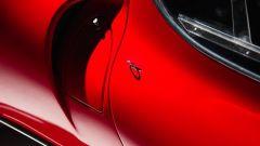 Alfa Romeo 33 Stradale, feritoie laterali