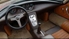 Alfa Romeo 33 Stradale, gli interni