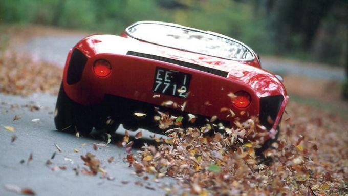 Alfa Romeo 33 Stradale, l'Alfa immortale