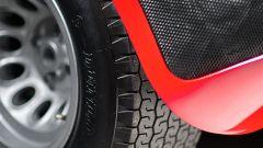 Alfa Romeo 33 Stradale, le ruote