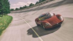 Alfa Romeo 33 Stradale, prestazioni da sportiva pura