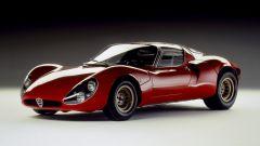 Alfa Romeo 33 Stradale, progenitrice di Alfa 4C