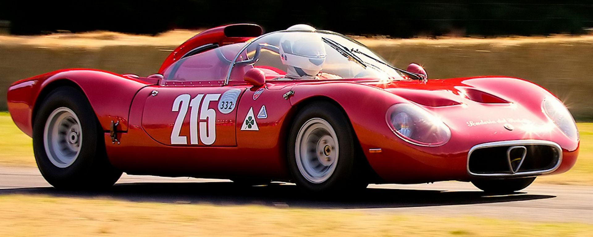 Alfa Romeo: a Milano la mostra Dall'Alfa alla Vittoria