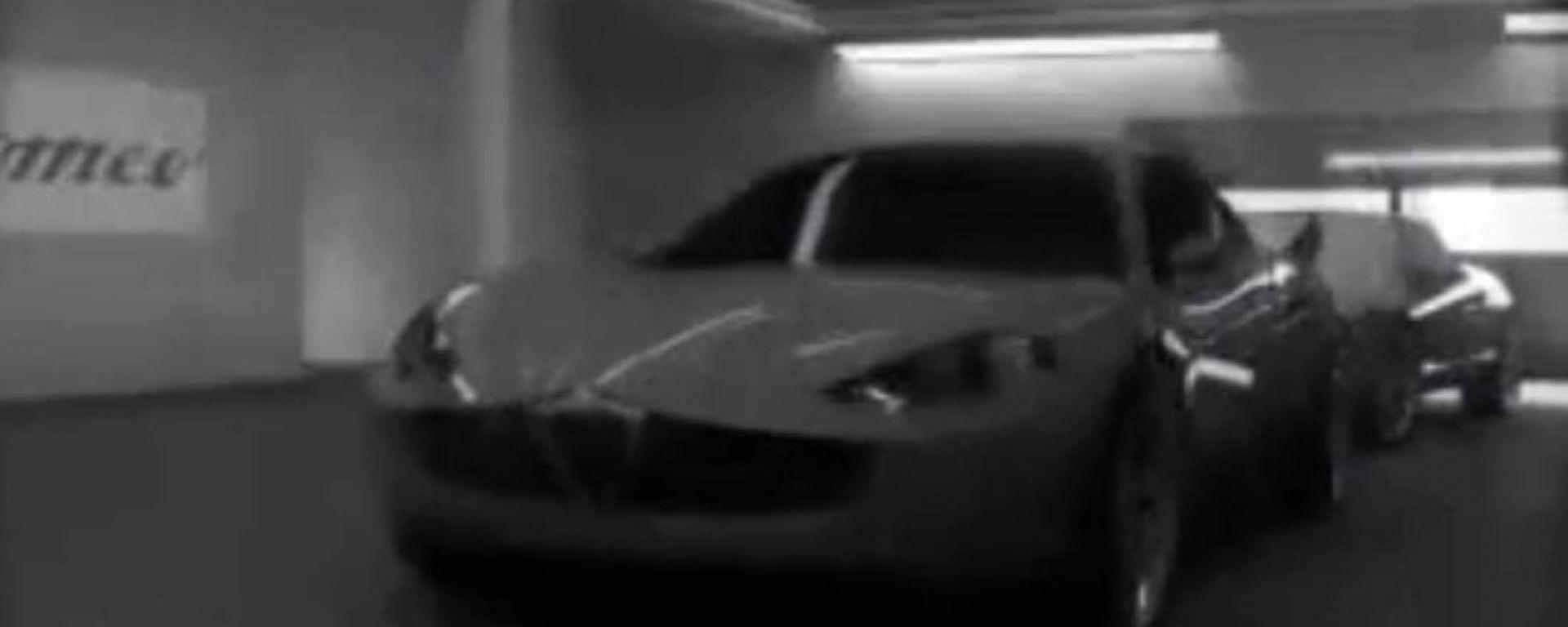 A proposito di Alfa Romeo 4C