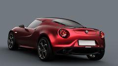 Alfa Romeo 4C Concept, le nuove foto - Immagine: 12