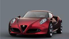 Alfa Romeo 4C Concept, le nuove foto - Immagine: 10
