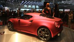 Alfa Romeo 4C Concept, le nuove foto - Immagine: 7