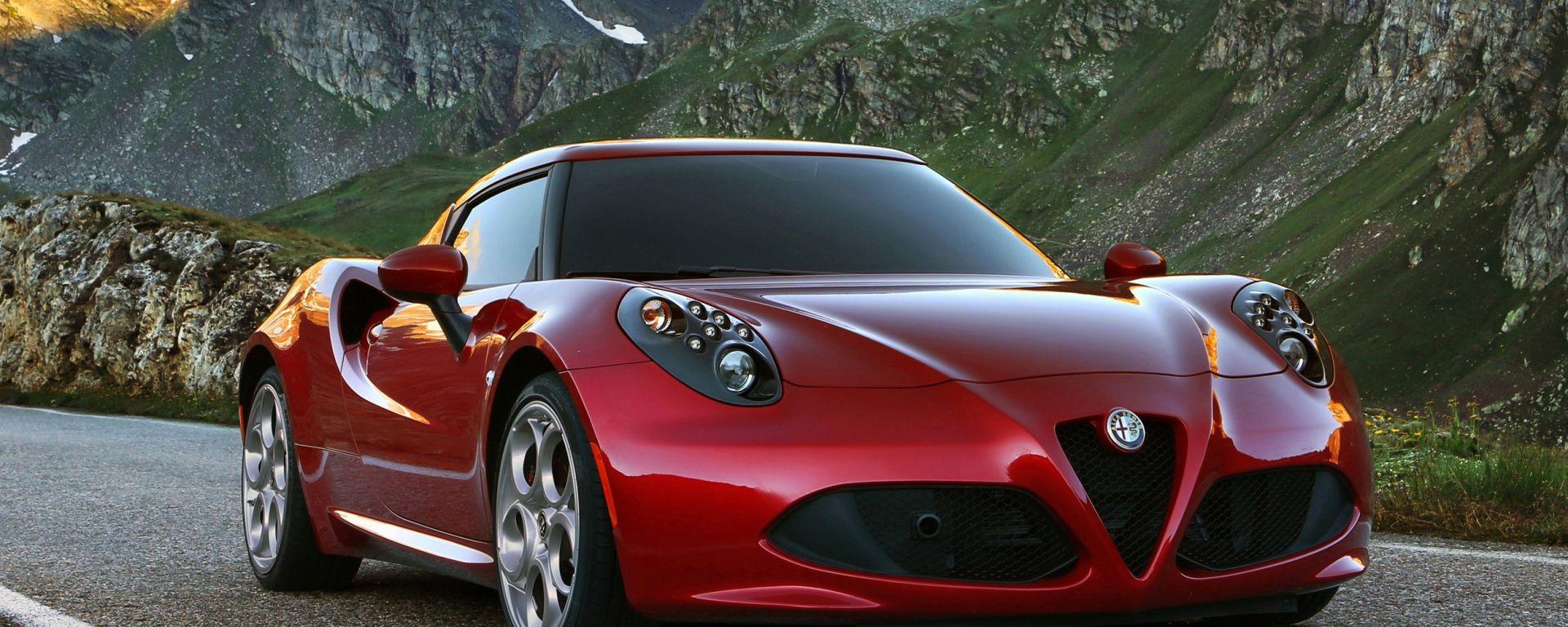 Alfa Romeo 4C: rumors sui prezzi e nuove immagini