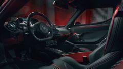 Alfa Romeo 4C by Pogea Racing: gli interni