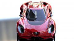 Alfa Romeo 4C by Yung Presciutti, in evidenza l'abitacolo a bolla