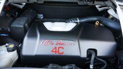 alfa romeo 4c competizione motore 1750 benzina da 240 cv