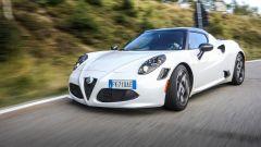 Alfa Romeo 4C Competizione: scheda tecnica, prova su strada e prezzo