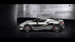 Alfa Romeo 4C Concept - Immagine: 3