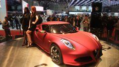 Alfa Romeo 4C Concept - Immagine: 23