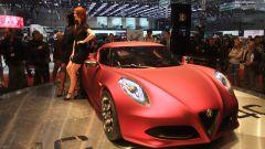 Alfa Romeo 4C Concept - Immagine: 24