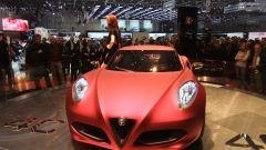 Alfa Romeo 4C Concept - Immagine: 25